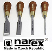 Narex Chisel Review in Australian Woodsmith