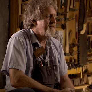 'Kids never using saws is a national tragedy' - Social worker Greg Miller on the community benefits of woodworking