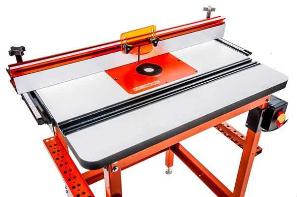 MDF/Phenolic Full-Size Router Table