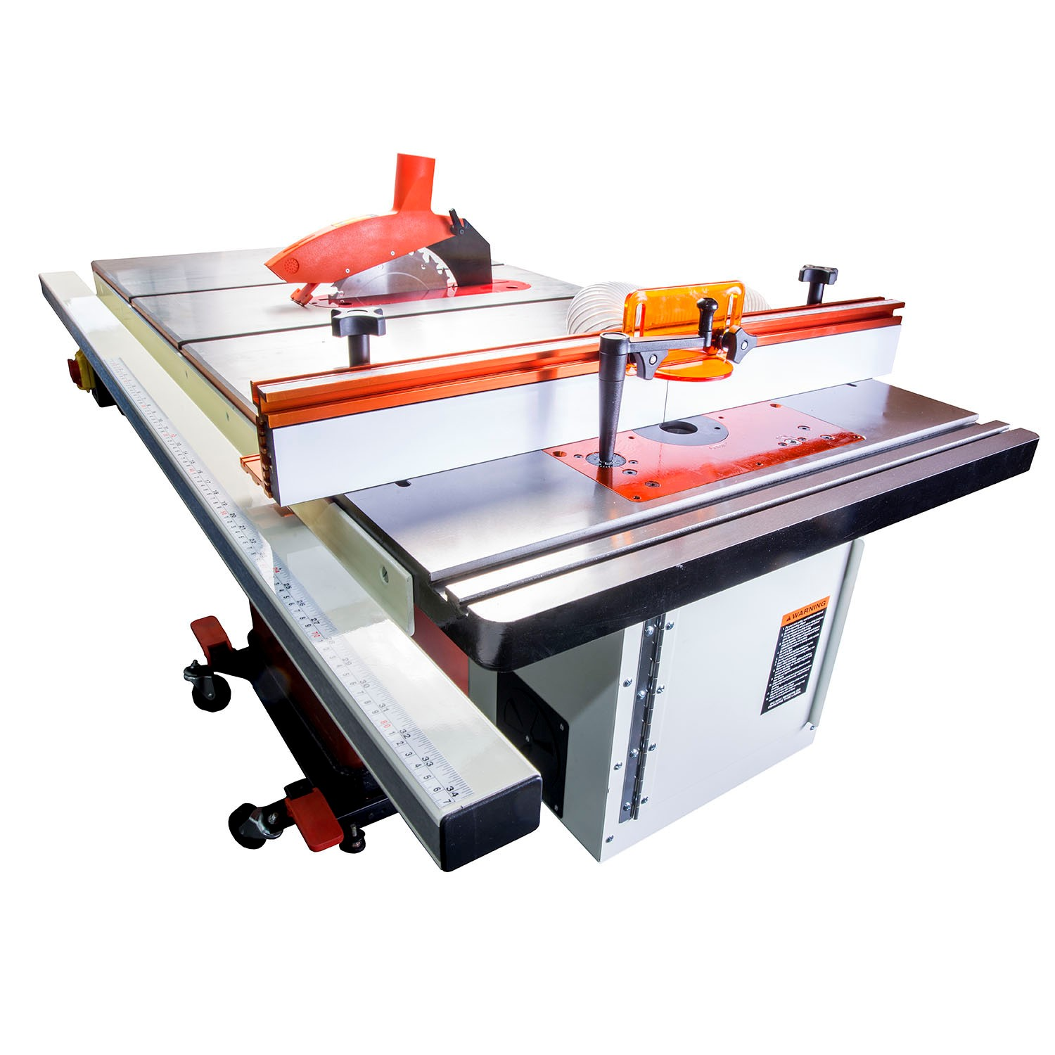 Router table kit 685 x 406mm table saw wing extension basic view larger photo greentooth Gallery