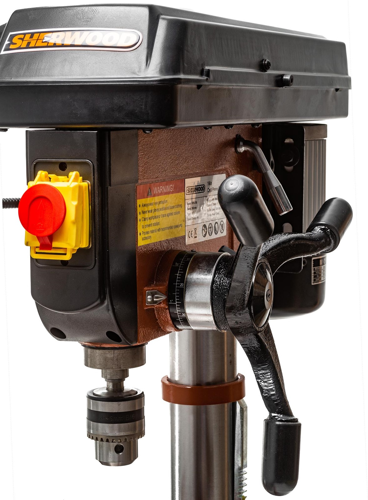 Drill Press Bench 750W 14in Swing