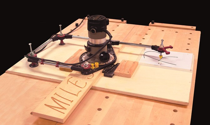 router pantograph pro kit