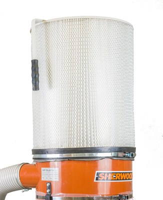 Dust Extractor Pleated Filter Cartridges