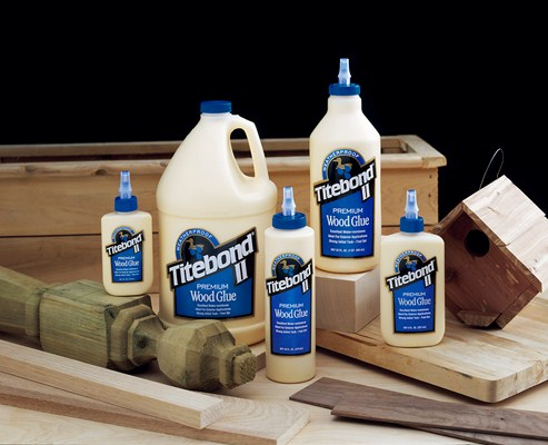 II Premium Woodworking Glue