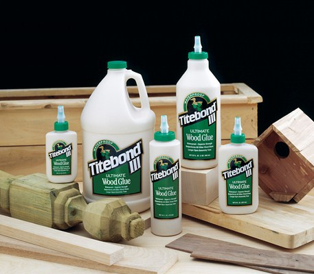 III Ultimate Woodworking Glue