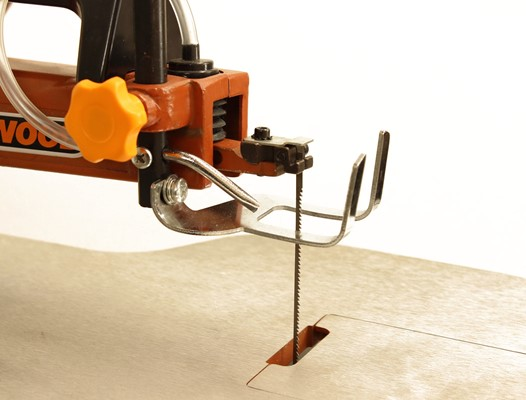 Sherwood Scroll Saw Dual Blade System