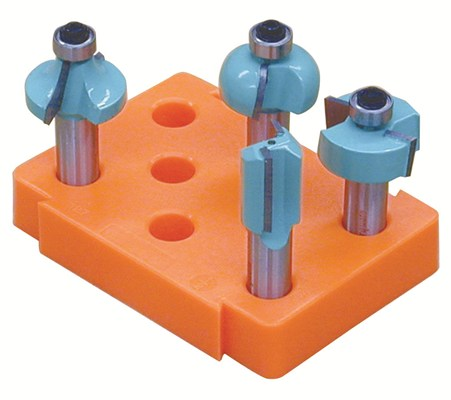 Router Bit Tidies