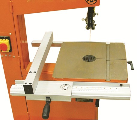 Sherwood Bandsaw Rip Fence System