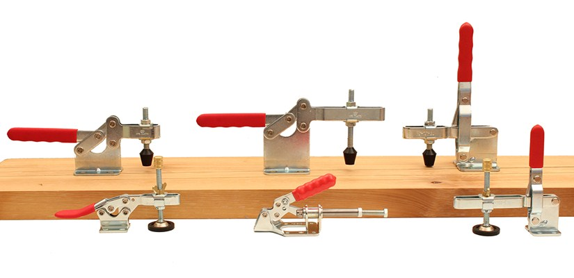 Toggle Clamps - Horizontal
