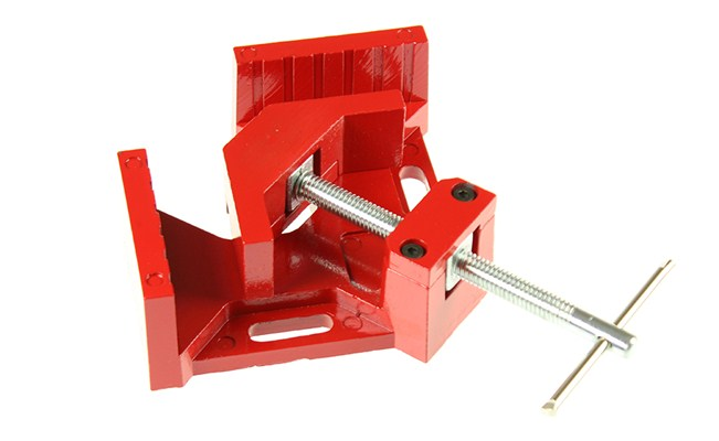 Baladonia Heavy Duty Alloy Mitre Clamp