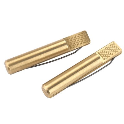 Veritas Brass Bench Dogs & Pups