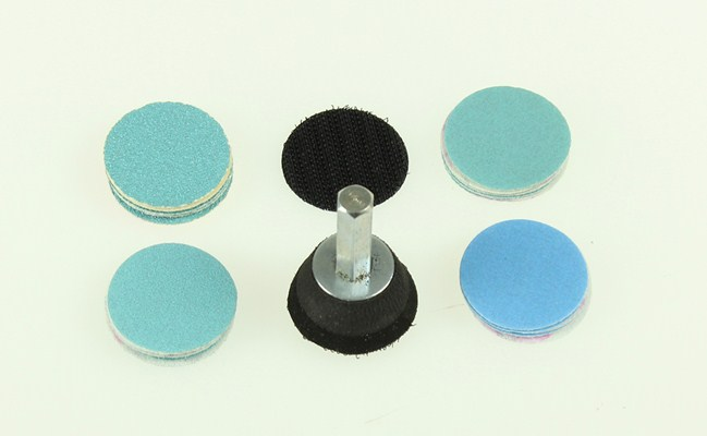 30mm Mini Sanding Pads