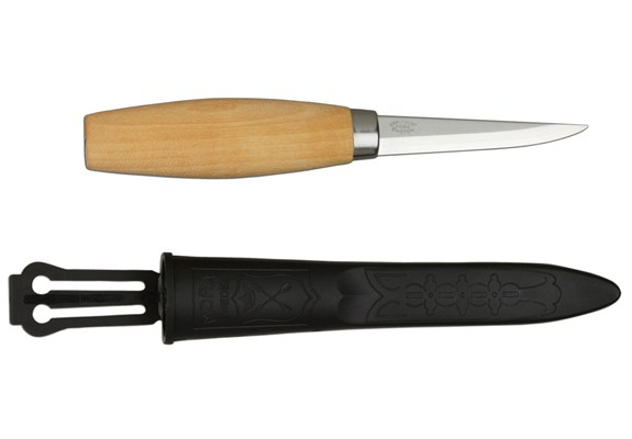 Straight Spoon Carving Knife #106