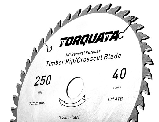 Torquata General Purpose Circular Saw Blades