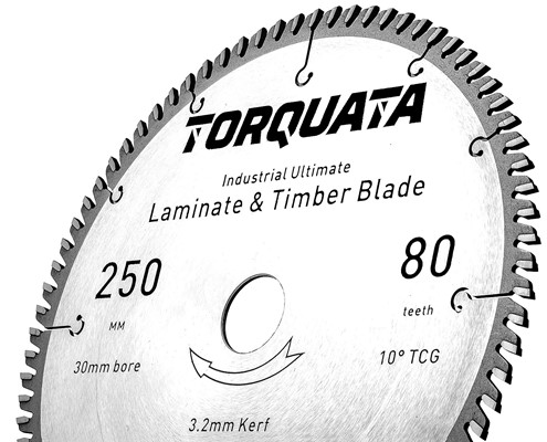 Torquata Wood / Laminate Circular Saw Blades