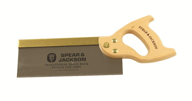 Spear and Jackson Tenon Saw
