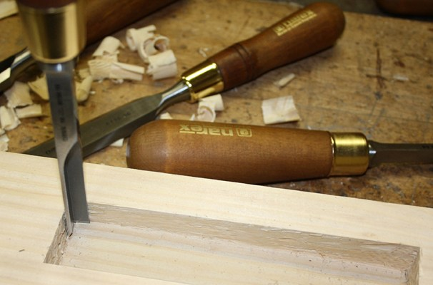 Cabinet Corner Cleaning Chisel