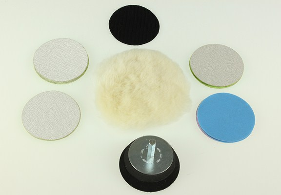 75mm Mini Sanding Pads