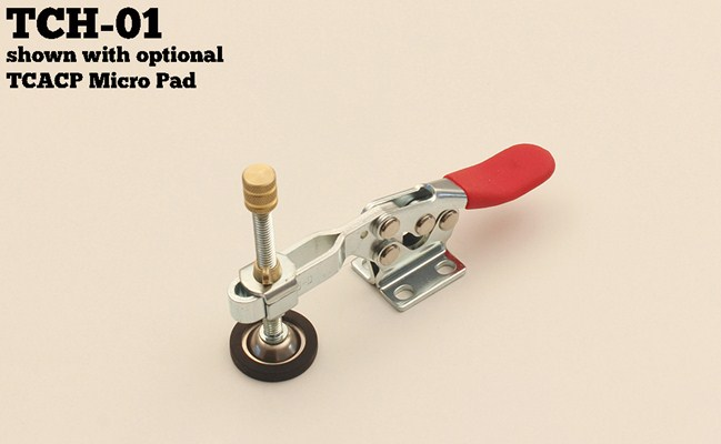 Baladonia Micro Adjustable Toggle Clamp Pads