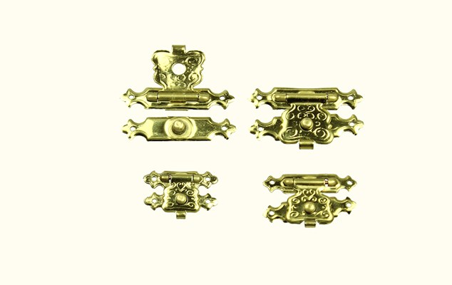 Decorative Box Clasps