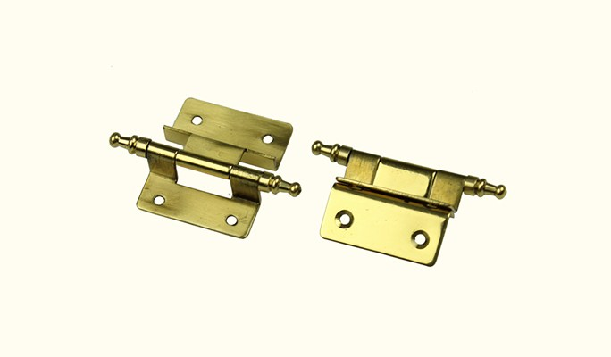 No-Mortice Overlay Hinges