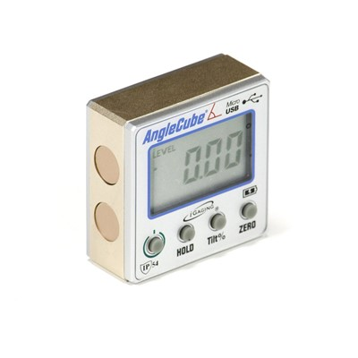 iGaging AngleCube Digital Bevel Gauge