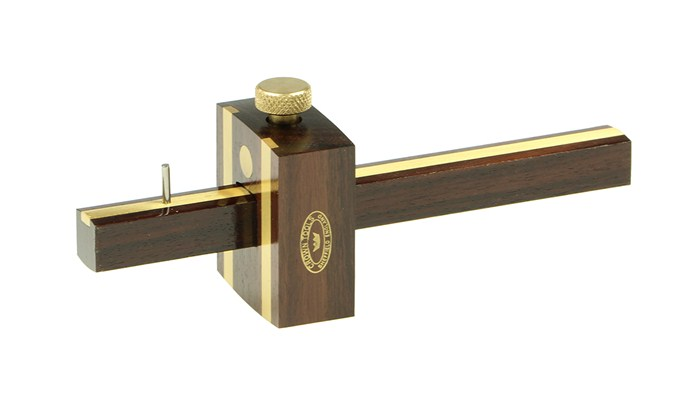 Crown Traditional Rosewood Marking Gauge