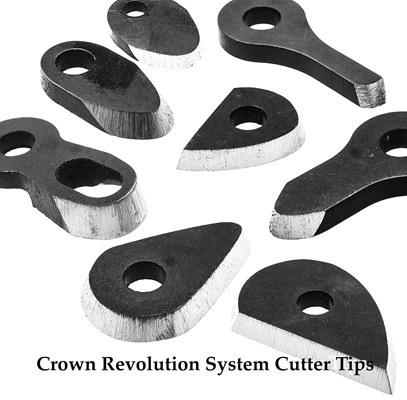 Revolution System Cutter Tips