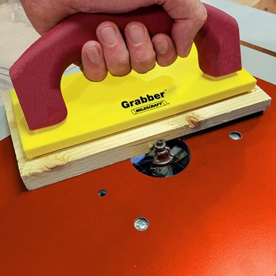 Grabber Multi-Purpose Push Block
