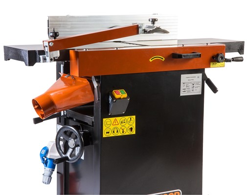 10in Lift-Up Combination Planer