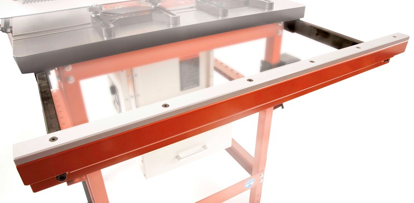 Router Table Extension Support Frame