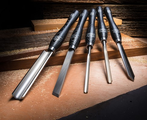 Turning Tool Set of 5 - Cryogenic Steel