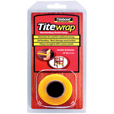 TiteWrap Tape Wrapping Clamp