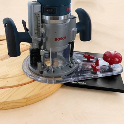 Router Edge & Mortice Guide Kit