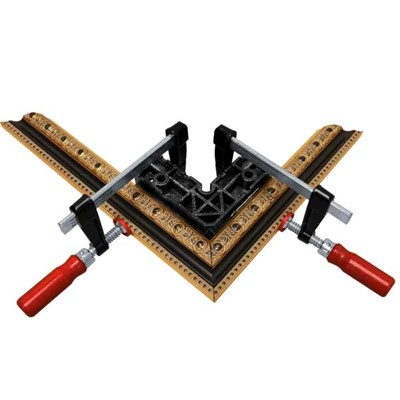 Milescraft Clamp Squares & Track Clamping Kit