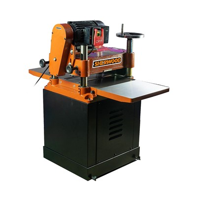 15in Heavy-Duty Portable Thicknesser