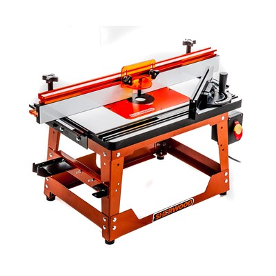 Buy router tables accessories timbecon mdfphenolic portable router table greentooth Gallery