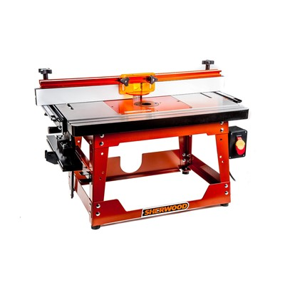 Cast-Iron Benchtop Router Table