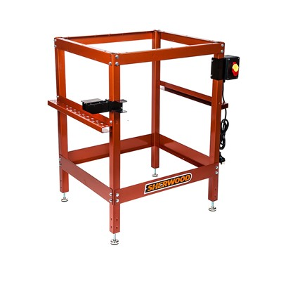 Sherwood Router Table Stand w/ Mitre Guide & Switch