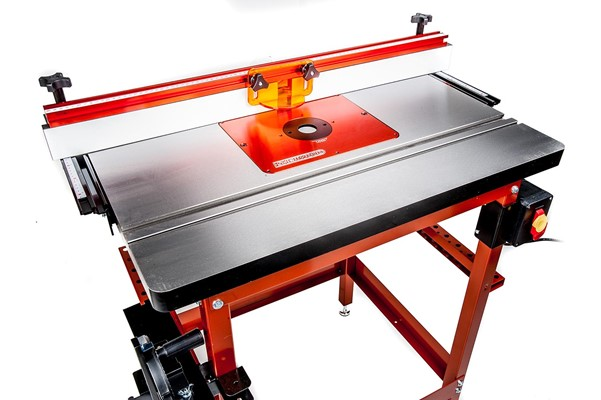 Cast-Iron Full-Size Router Table