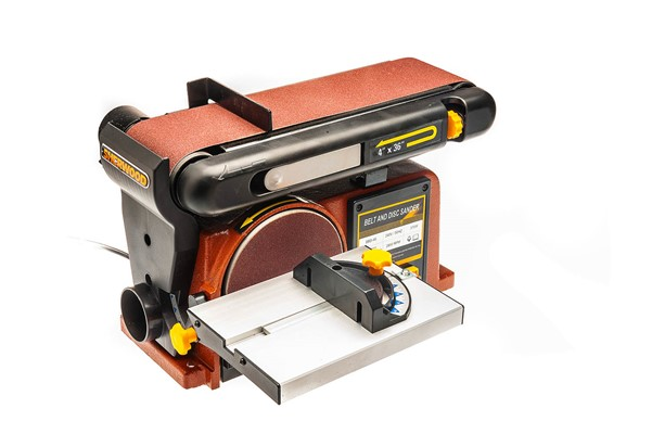 4 x 6in Belt/Disc Sander