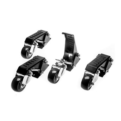 Side Mount Castor Set of 4