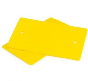 Glue Epoxy Resin Squeegee 150mm Pk 2