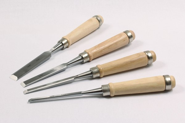 Chisel General Purpose Set of 4