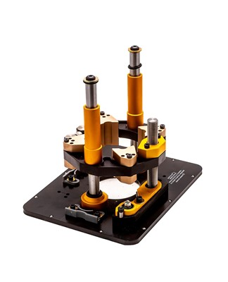 Router Table Lift & Mounting Plate - Mast-R Lift II