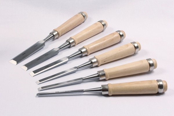 Chisel General Purpose Set of 6