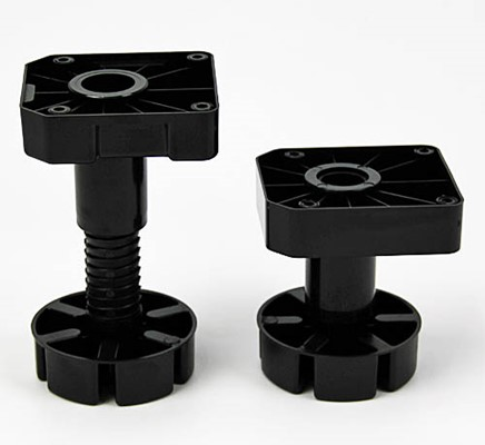 Adjustable Plinth Leg