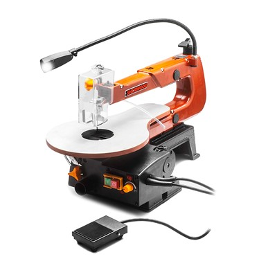 Variable Speed Scroll Saw w/ Foot Brake
