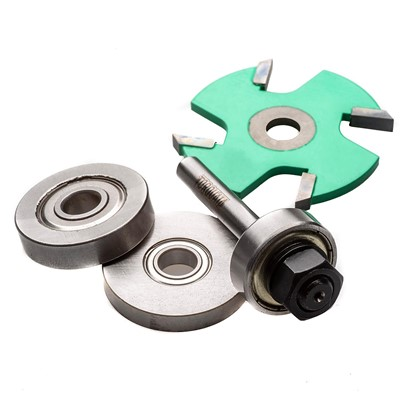 Biscuit Slot Cutter Kit