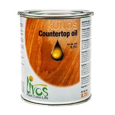 Kunos Counter Top Oil - Clear